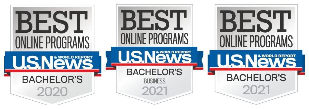 Mejores Licenciaturas saint leo, U.S. News & World, Best online programs